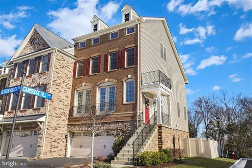 Photo of 25008 GLASGOW HEIGHTS TER, CHANTILLY, VA 20152 (MLS # VALO401296)