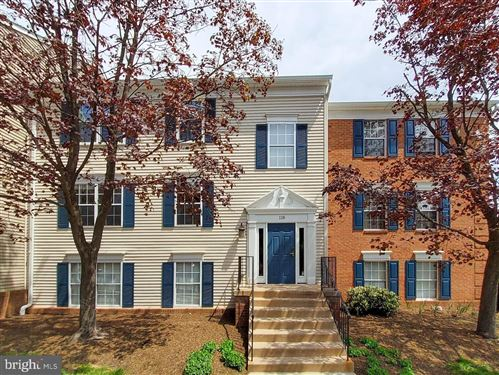 Photo of 118 PROSPERITY AVE SE #C, LEESBURG, VA 20175 (MLS # VALO436296)