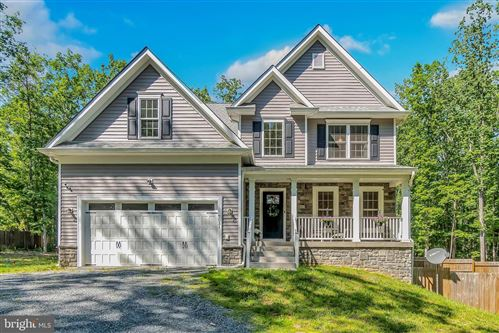 Photo of 7031 RENO LN, FREDERICKSBURG, VA 22407 (MLS # VASP222296)