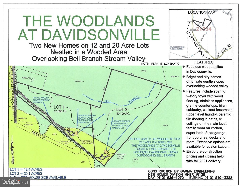 DAVIDSONVILLE #2 RD, Gambrills, MD 21054 - MLS#: MDAA464298