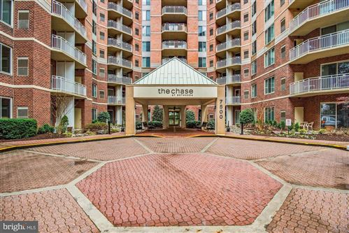 Photo of 7500 WOODMONT AVE #S617, BETHESDA, MD 20814 (MLS # MDMC747300)