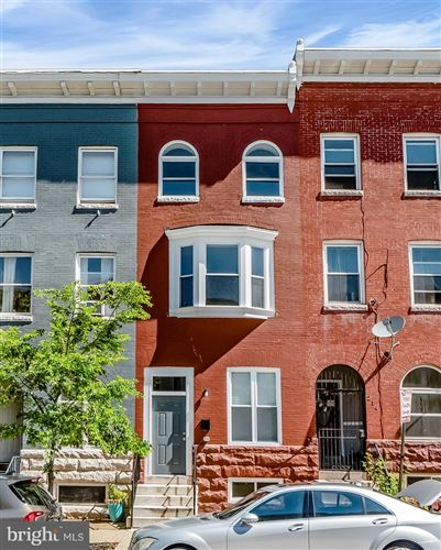 Photo of 212 E LAFAYETTE AVE, BALTIMORE, MD 21202 (MLS # MDBA510302)