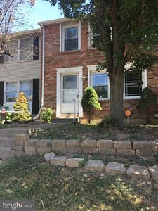 Photo of 1702 CARRIAGE CT, FREDERICK, MD 21702 (MLS # MDFR252302)