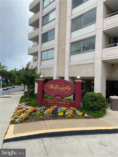 Photo of 4515 WILLARD AVE #2117S, CHEVY CHASE, MD 20815 (MLS # MDMC757302)