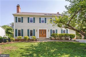 Photo of 7409 INDRAFF CT, BETHESDA, MD 20817 (MLS # MDMC679304)