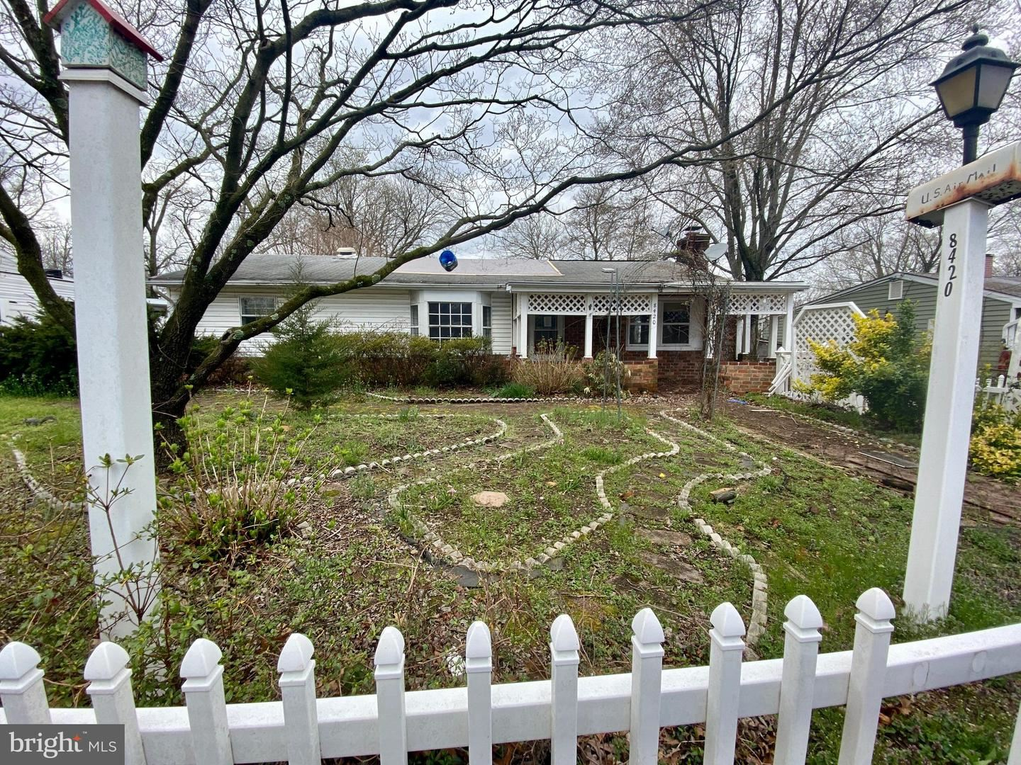 8420 FOREST DR, Pasadena, MD 21122 - MLS#: MDAA471304