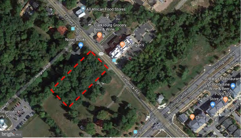 Photo of 23318 FREDERICK ROAD, CLARKSBURG, MD 20871 (MLS # MDMC753304)
