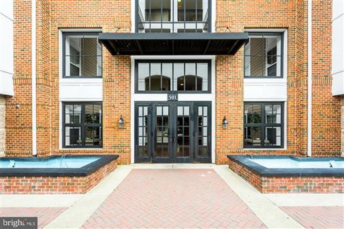 Photo of 501 HUNGERFORD #355, ROCKVILLE, MD 20850 (MLS # MDMC721306)