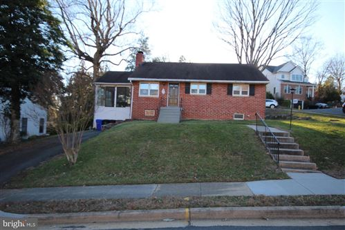 Photo of 3514 N POTOMAC ST, ARLINGTON, VA 22213 (MLS # VAAR158308)