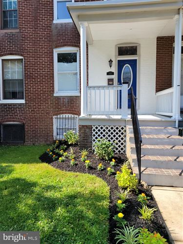 Photo of 707 MELVILLE AVE, BALTIMORE, MD 21218 (MLS # MDBA550310)