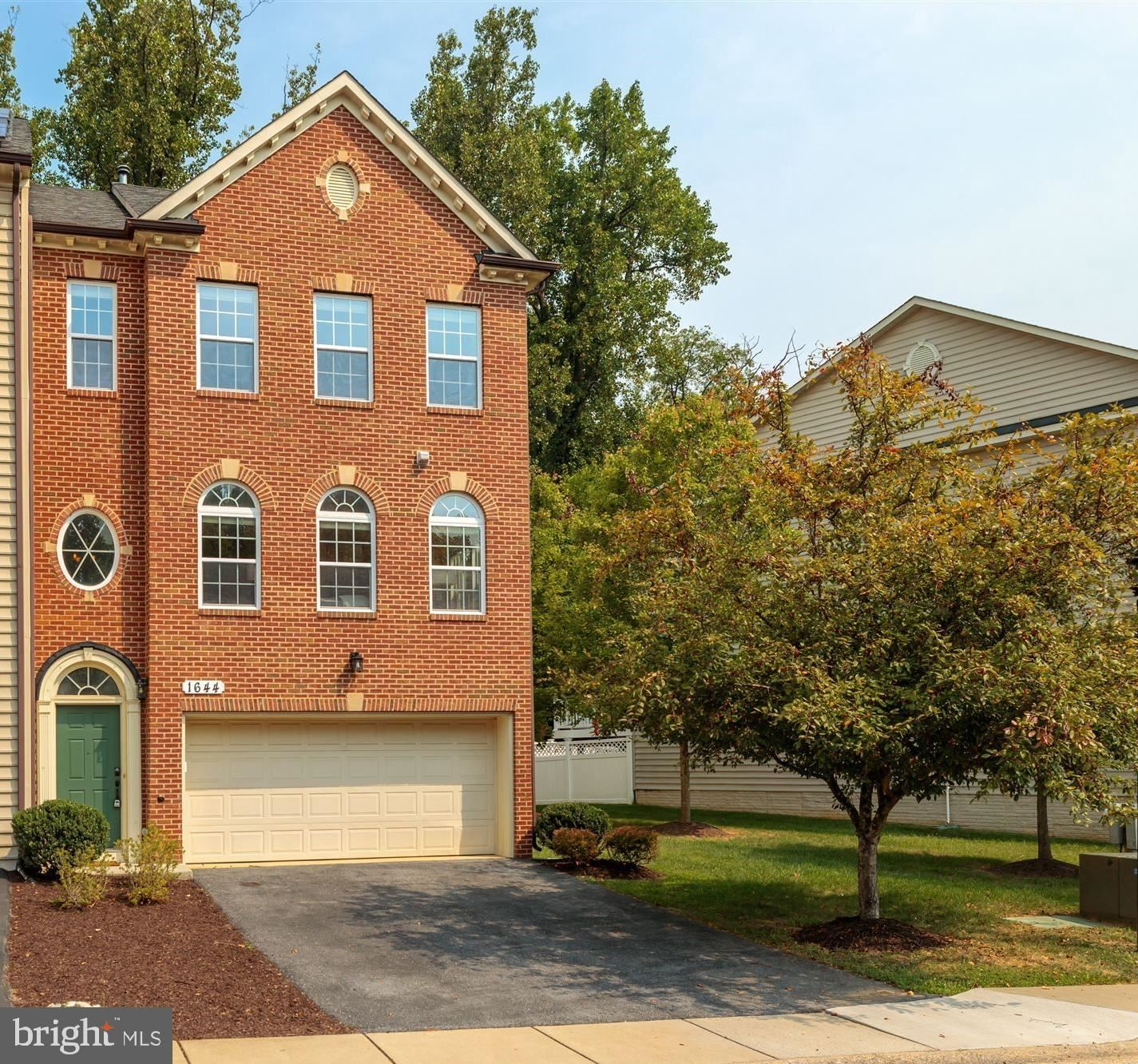 Photo for 1644 WHITEHALL DR, SILVER SPRING, MD 20904 (MLS # MDMC2016310)