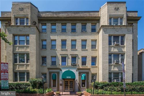 Photo of 3010 WISCONSIN AVE NW #110, WASHINGTON, DC 20016 (MLS # DCDC463314)