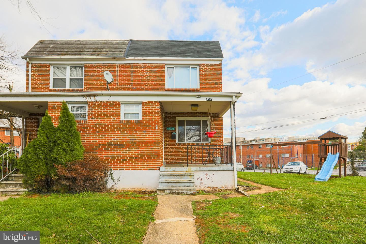 Photo for 6505 WILLIAMSON AVE, BALTIMORE, MD 21215 (MLS # MDBA533314)
