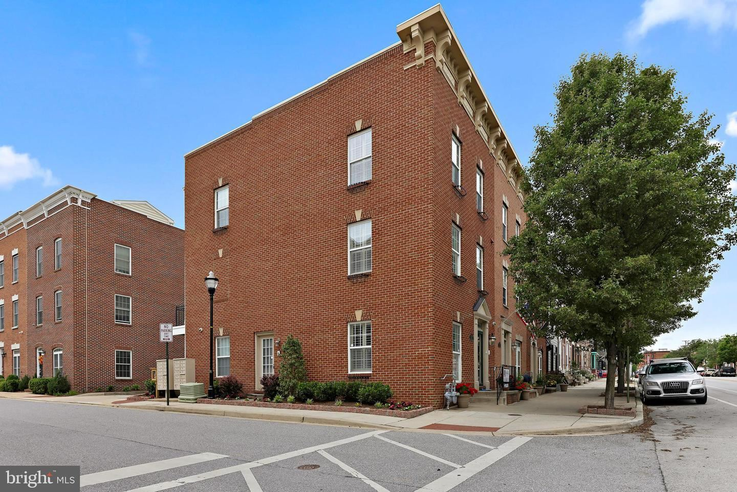 723 E FORT AVE, Baltimore, MD 21230 - MLS#: MDBA548314
