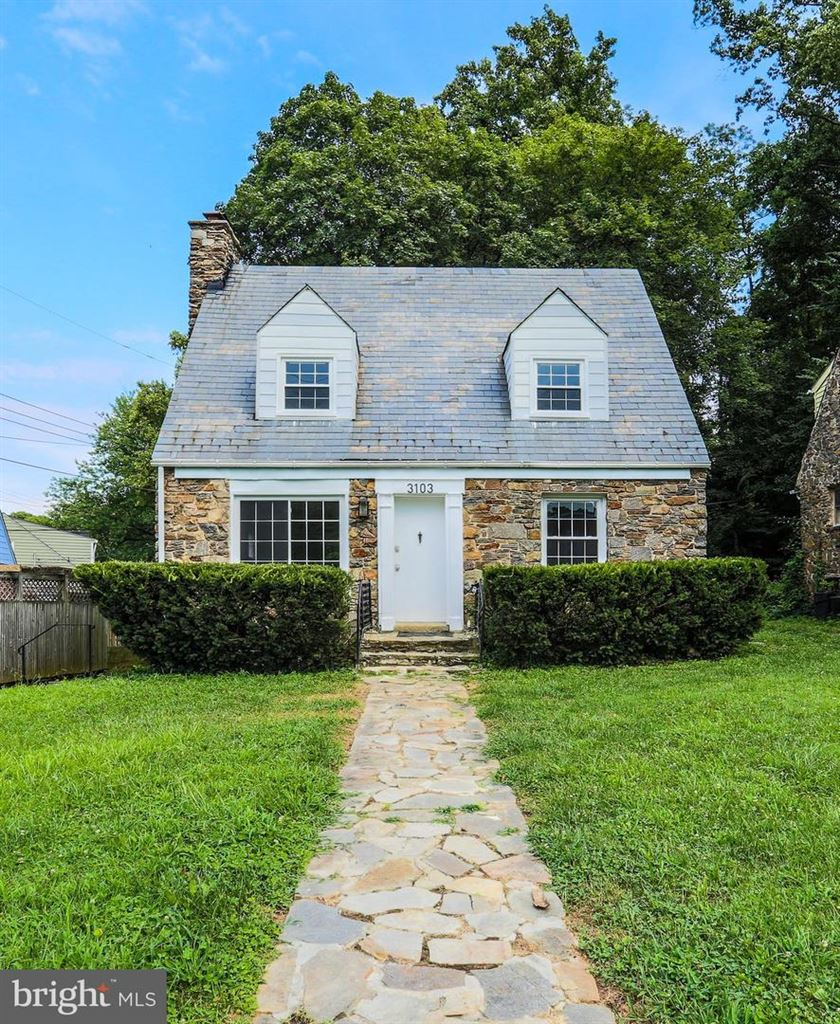 Photo for 3103 TANEY RD, BALTIMORE, MD 21215 (MLS # MDBA100315)