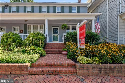 Photo of 240 KING GEORGE ST, ANNAPOLIS, MD 21401 (MLS # MDAA406316)