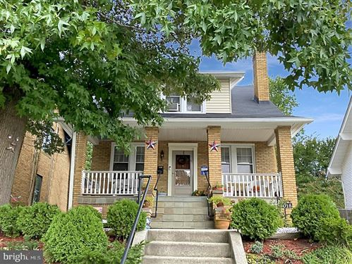 Photo for 4018 HAMILTON ST, HYATTSVILLE, MD 20781 (MLS # MDPG581316)