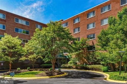 Photo of 5100 DORSET AVE #314, CHEVY CHASE, MD 20815 (MLS # MDMC2000318)