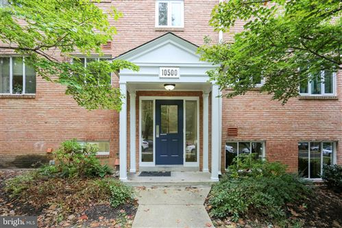 Photo of 10500 MONTROSE AVE #M-4, BETHESDA, MD 20814 (MLS # MDMC683320)