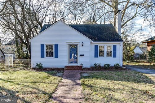 Photo of 410 VIRGINIA AVE, SALISBURY, MD 21801 (MLS # MDWC111320)