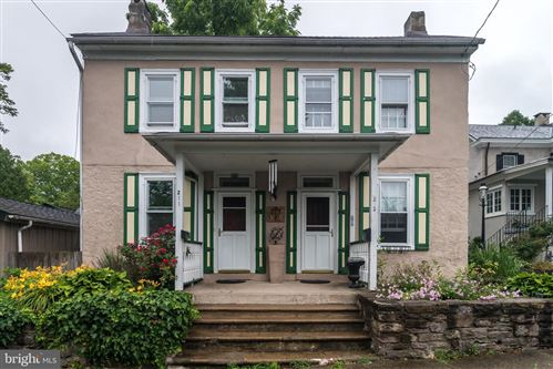 Photo of 211-213 E OAKLAND AVE, DOYLESTOWN, PA 18901 (MLS # PABU499320)