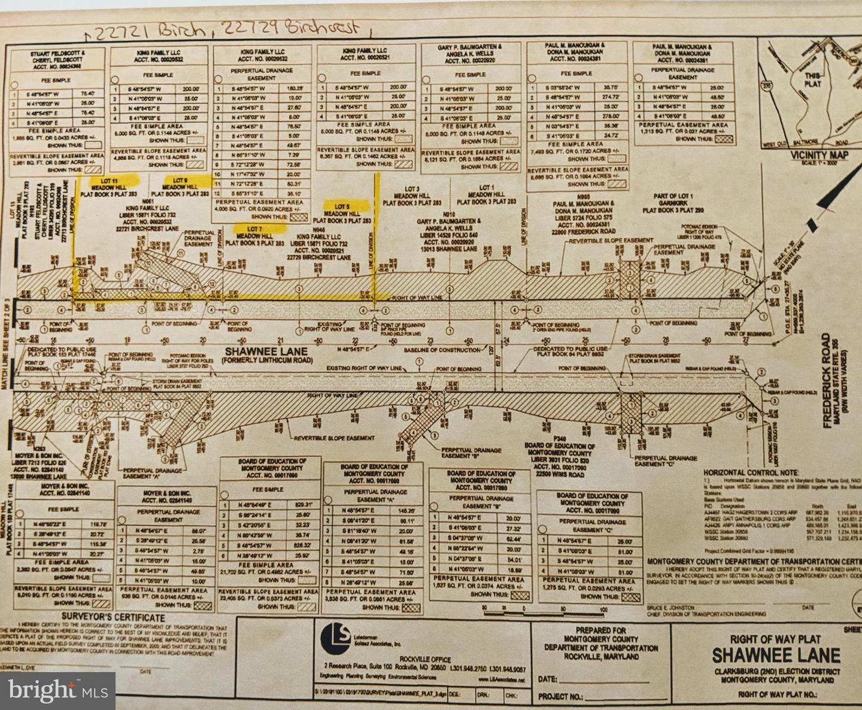 Photo of 22721 AND 22729 BIRCHCREST LN, CLARKSBURG, MD 20871 (MLS # MDMC756320)