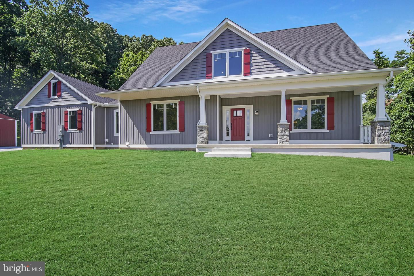 Photo of 2417 KAETZEL RD, KNOXVILLE, MD 21758 (MLS # MDWA173320)