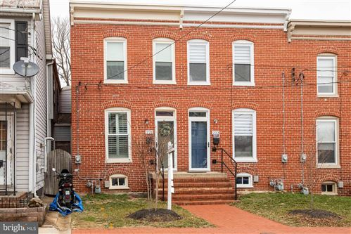 Photo of 221 E 6TH ST, FREDERICK, MD 21701 (MLS # MDFR258322)