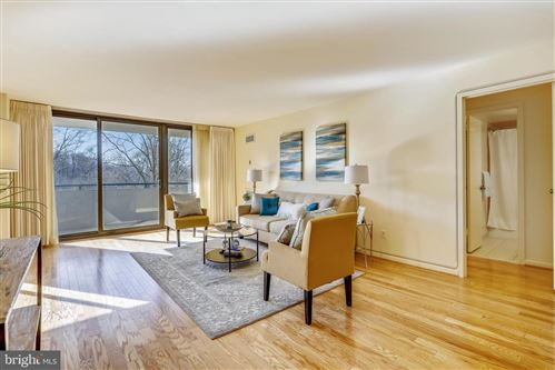Photo of 4620 N PARK AVE #404W, CHEVY CHASE, MD 20815 (MLS # MDMC696322)