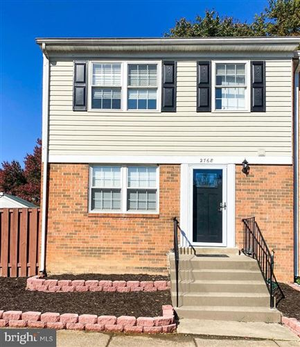 Photo for 2768 BLOCKER PL, FALLS CHURCH, VA 22043 (MLS # VAFX1159322)