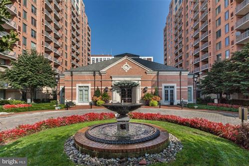 Photo of 11710 OLD GEORGETOWN RD #502, NORTH BETHESDA, MD 20852 (MLS # MDMC676324)