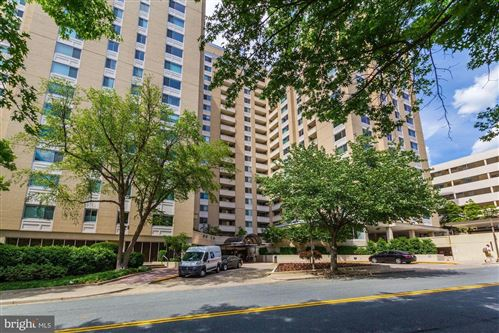 Photo of 4601 PARK AVE N #413, CHEVY CHASE, MD 20815 (MLS # MDMC705324)