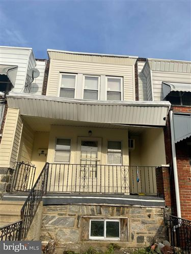 Photo of 2445 S EDGEWOOD ST, PHILADELPHIA, PA 19142 (MLS # PAPH978324)