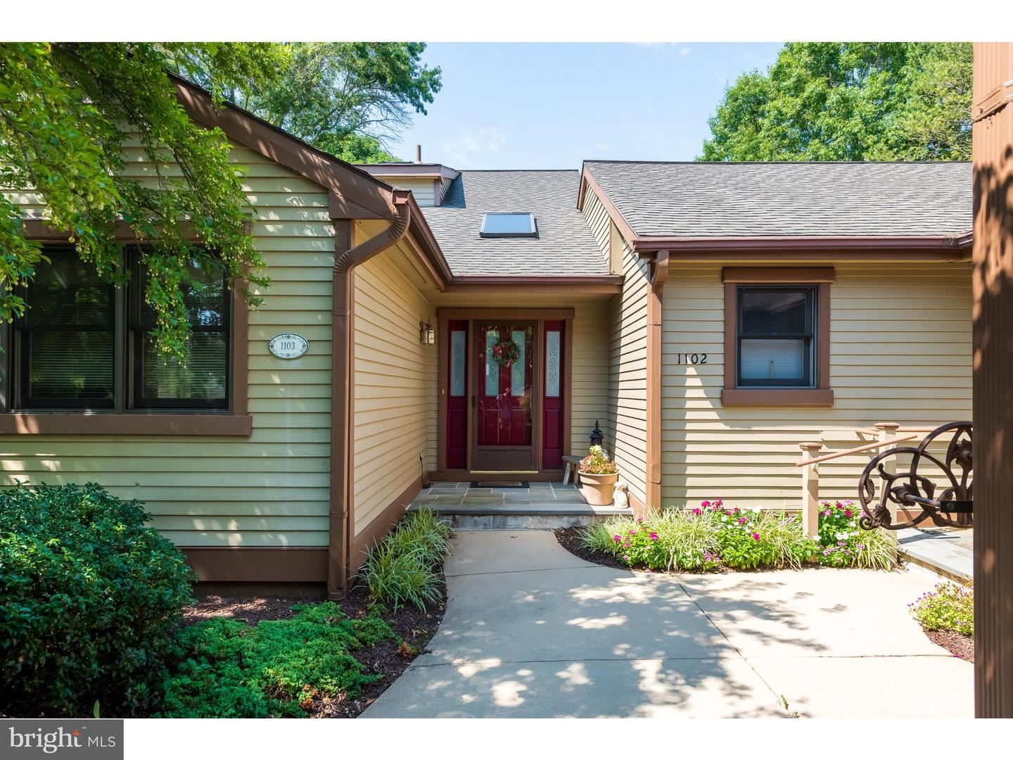 1103 LINCOLN DR, West Chester, PA 19380 - #: PACT508324