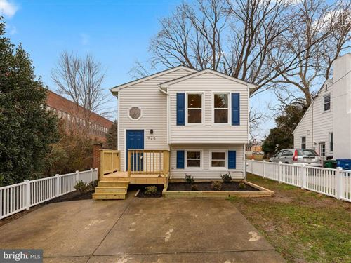 Photo of 926 CENTRAL ST, ANNAPOLIS, MD 21401 (MLS # MDAA456328)