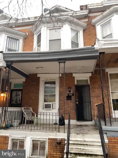 1630 ASHBURTON ST, Baltimore, MD 21216 - MLS#: MDBA537328