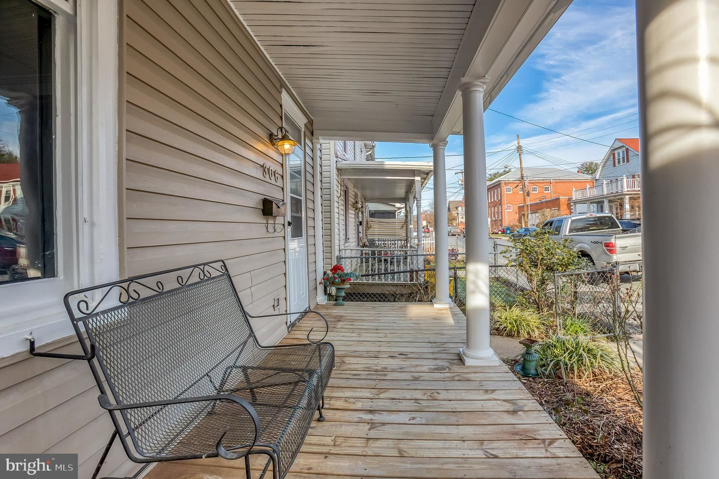 Photo of 306 BRUNSWICK ST, BRUNSWICK, MD 21716 (MLS # MDFR279328)