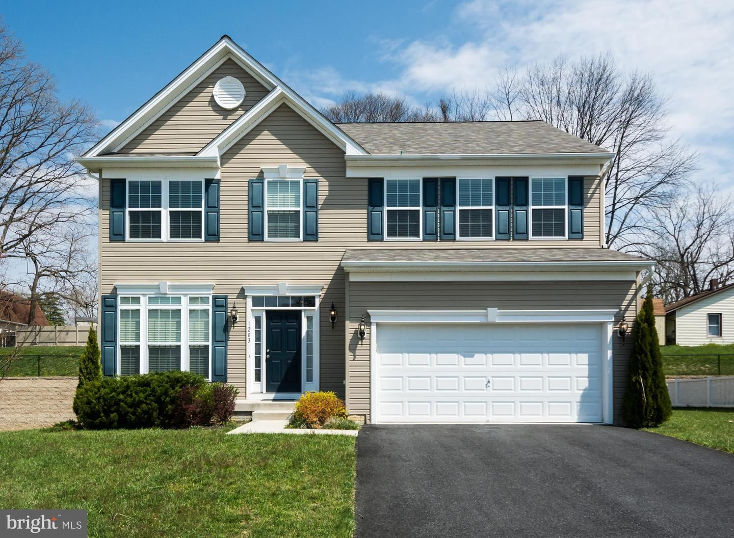 1203 WISHINGWELL CT, Bel Air, MD 21015 - MLS#: MDHR258328