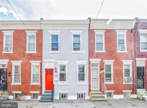Photo of 540 WINTON ST, PHILADELPHIA, PA 19148 (MLS # PAPH981330)