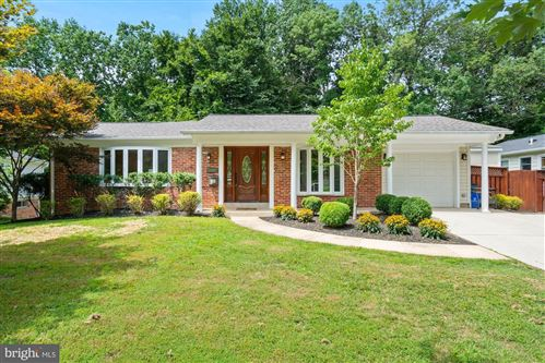 Photo of 14207 BRIARWOOD TER, ROCKVILLE, MD 20853 (MLS # MDMC719332)