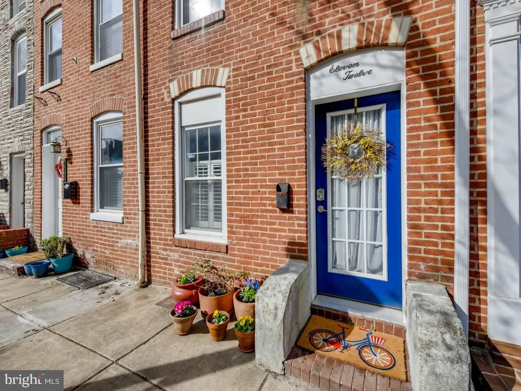 1112 BATTERY AVE, Baltimore, MD 21230 - MLS#: MDBA543332