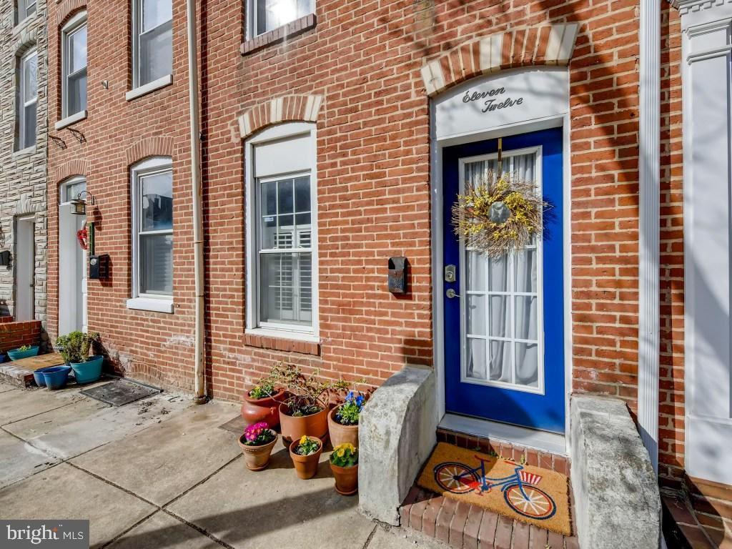 1112 BATTERY AVE, Baltimore, MD 21230 - MLS#: MDBA543332