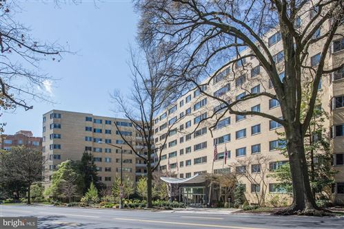 Photo of 4600 CONNECTICUT AVE NW #326, WASHINGTON, DC 20008 (MLS # DCDC464334)