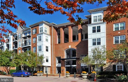 Photo of 501 HUNGERFORD DR #168, ROCKVILLE, MD 20850 (MLS # MDMC731334)
