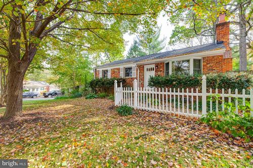 Photo of 3600 LOWELL PL, SILVER SPRING, MD 20902 (MLS # MDMC685336)