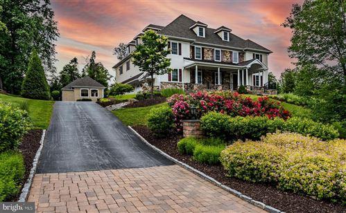 Photo of 1004 BRICK HOUSE FARM LN, NEWTOWN SQUARE, PA 19073 (MLS # PADE547336)