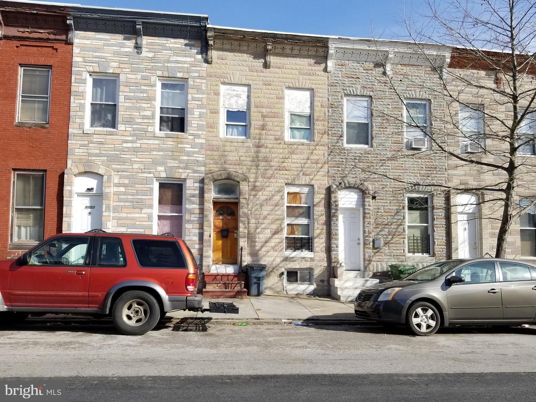 1821 DIVISION ST, Baltimore, MD 21217 - MLS#: MDBA537336