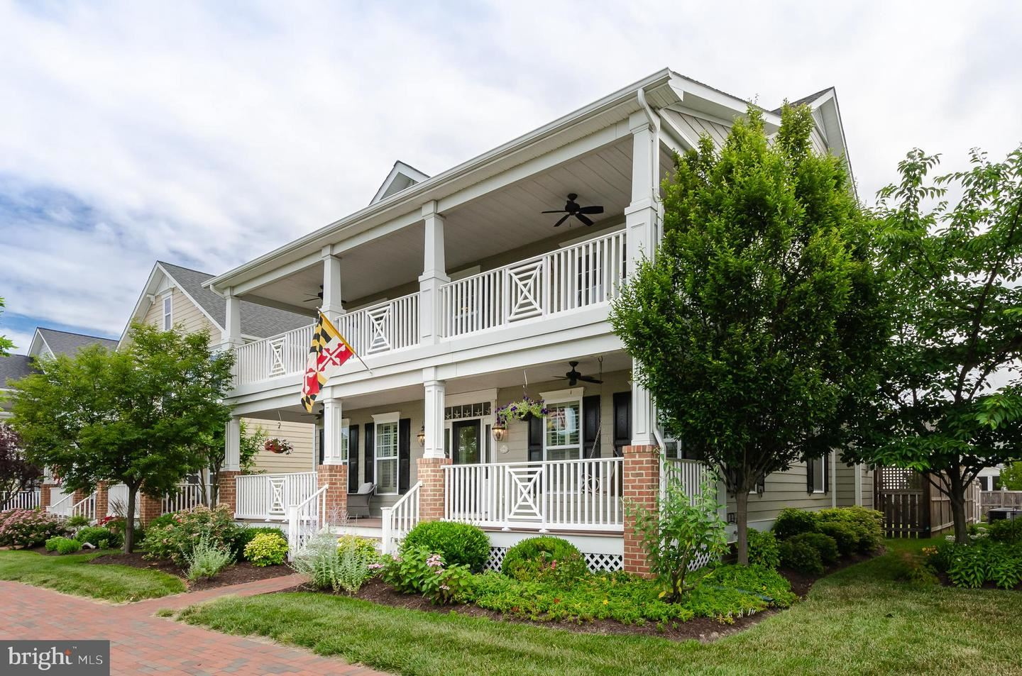 Photo of 408 MACUM CREEK DR, CHESTER, MD 21619 (MLS # MDQA144338)