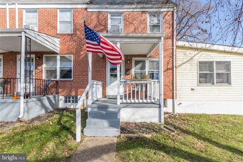 Photo of 1235 HAVERHILL RD, BALTIMORE, MD 21229 (MLS # MDBA493342)