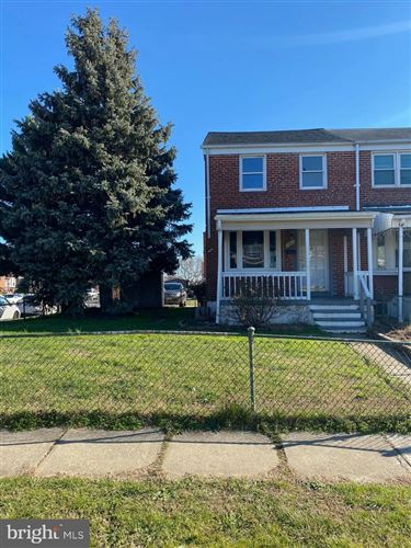 Photo of 1901 CODD AVE, BALTIMORE, MD 21222 (MLS # MDBC528342)